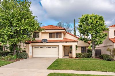 Simi Valley Single Family Home For Sale: 2094 Kingman Avenue