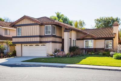 Moorpark Single Family Home Active Under Contract: 12584 Westmont Drive