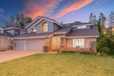 Agoura Hills Single Family Home Sold: 29135 Oakpath Drive
