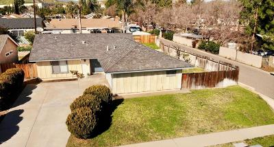 Simi Valley Single Family Home For Sale: 1709 Downing Street