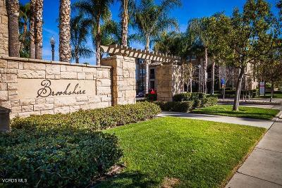 Camarillo Condo/Townhouse Active Under Contract: 209 Riverdale Court #554