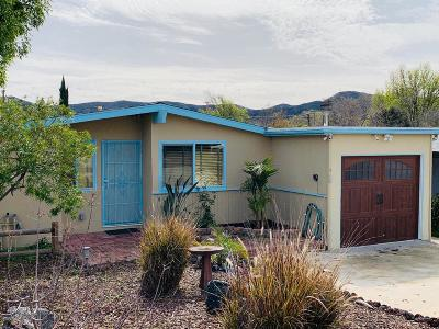 Thousand Oaks Single Family Home Active Under Contract: 618 Brossard Drive