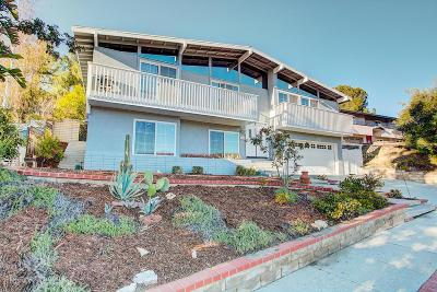 Thousand Oaks Single Family Home For Sale: 1675 Calle Artigas