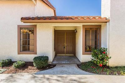 Simi Valley Condo/Townhouse For Sale: 753 Congressional Road