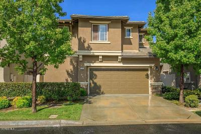 Newbury Park Single Family Home For Sale: 565 Clearwater Creek Drive