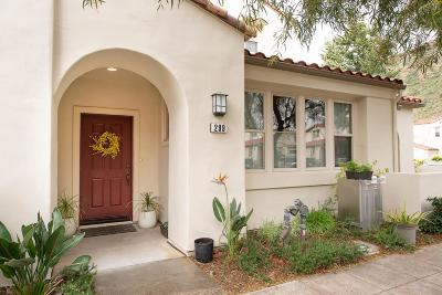 Camarillo Condo/Townhouse Active Under Contract: 299 Smugglers Cove