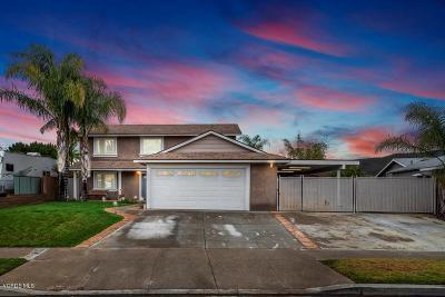 Simi Valley Single Family Home For Sale: 960 Haviland Street