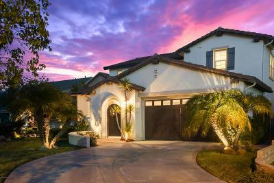 Simi Valley Single Family Home For Sale: 3484 Countrywalk Court