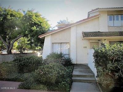 Camarillo Single Family Home For Sale: 406 Chapala Drive