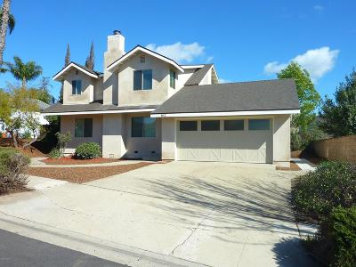 Thousand Oaks Single Family Home For Sale: 842 Kenmore Circle