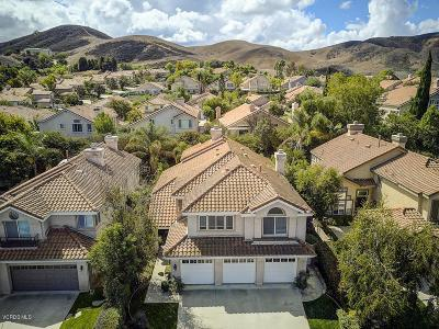 Simi Valley Single Family Home For Sale: 720 Holbertson Court