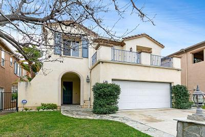 Simi Valley Single Family Home For Sale: 186 Park Hill Road