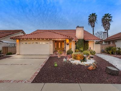 Thousand Oaks Single Family Home Active Under Contract: 2797 Amber Wood Place