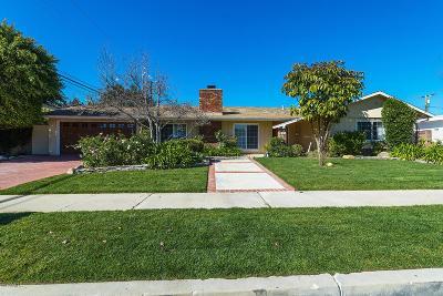 Thousand Oaks Single Family Home For Sale: 1321 Hendrix Avenue