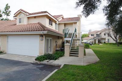 Simi Valley CA Condo/Townhouse For Sale: $459,000