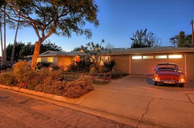 Ventura Single Family Home For Sale: 3333 San Luis Street