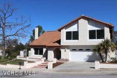Thousand Oaks Single Family Home For Sale: 87 Shady Grove Lane