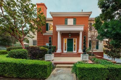 Thousand Oaks Condo/Townhouse For Sale: 2387 Waldemar Drive