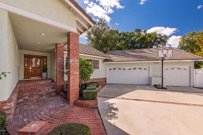 Camarillo Single Family Home For Sale: 11380 Charisma Court