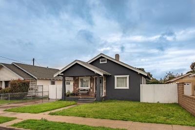 Santa Paula Single Family Home For Sale: 128 South 4th Street