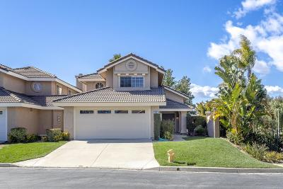 Simi Valley Condo/Townhouse For Sale: 30 Iron Ridge Lane