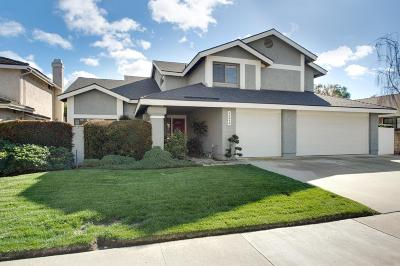 Moorpark Single Family Home For Sale: 11554 Willowood Court