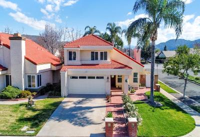 Simi Valley Single Family Home For Sale: 2074 Pullman Avenue