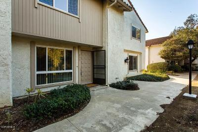 Thousand Oaks Condo/Townhouse Active Under Contract: 237 Green Heath Place