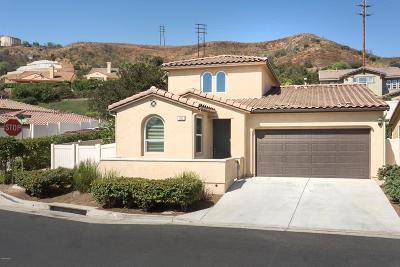 Santa Paula Single Family Home For Sale: 850 Coronado Circle
