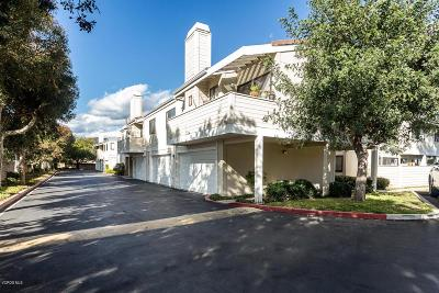 Simi Valley Condo/Townhouse Active Under Contract: 6458 Twin Circle Lane #2