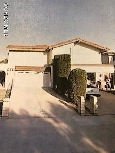 Newbury Park Condo/Townhouse Active Under Contract: 204 East Kelly Road West