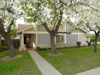 Simi Valley Single Family Home For Sale: 2369 Workman Avenue