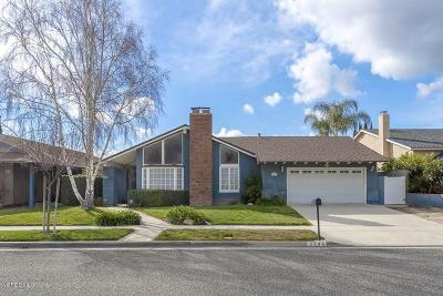 Simi Valley Single Family Home For Sale: 2344 Birchfield Street