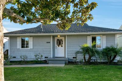 Single Family Home For Sale: 6916 West 85th Place