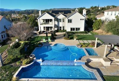 Moorpark Single Family Home Active Under Contract: 12078 Nelson Road