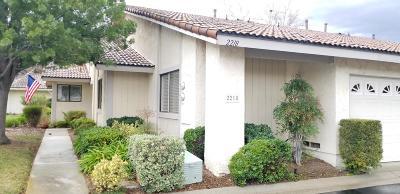 Westlake Village Condo/Townhouse For Sale: 2218 Westshore Lane