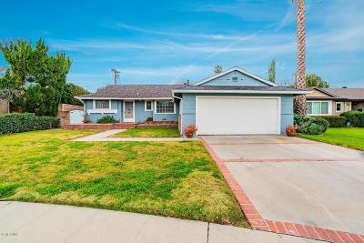 West Hills Single Family Home Active Under Contract: 6437 Dannyboyar Avenue