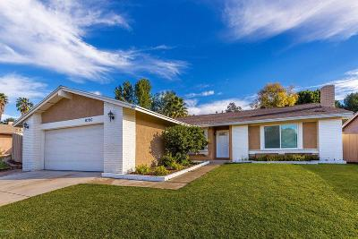 Moorpark Single Family Home Active Under Contract: 6790 North Auburn Circle