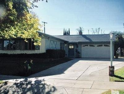 West Hills Single Family Home Sold: 8031 Lena Avenue