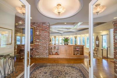 Westlake Village Single Family Home Active Under Contract: 1000 Lakeview Canyon Road