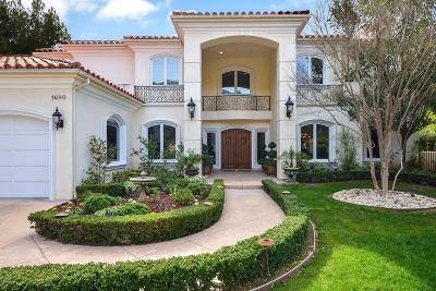 Westlake Village Single Family Home Active Under Contract: 1680 Windy Mountain Avenue