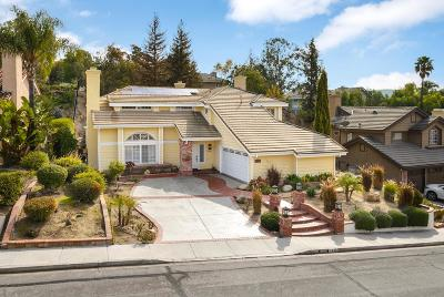 Thousand Oaks Single Family Home For Sale: 2846 Rikkard Drive