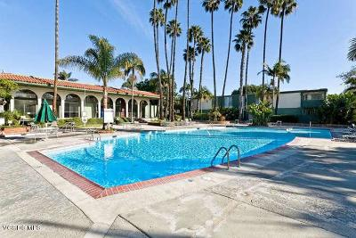 Ventura Condo/Townhouse Active Under Contract: 3700 Dean Drive #3307