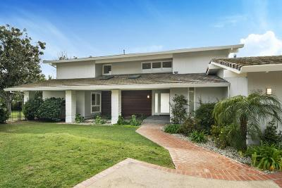 Westlake Village Single Family Home For Sale: 1631 Wicklow Court