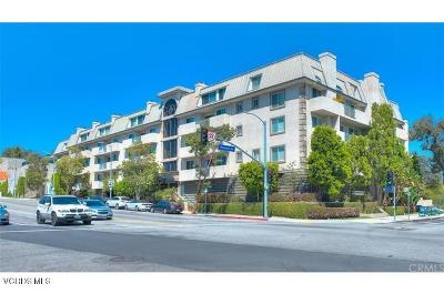 Los Angeles Condo/Townhouse For Sale: 390 South Sepulveda Boulevard #311
