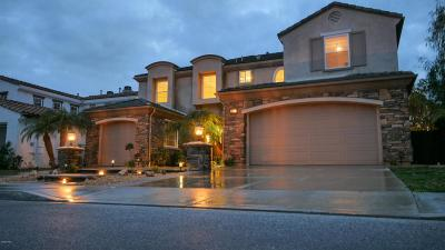 Moorpark Single Family Home For Sale: 13720 Stagecoach