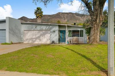 Ojai Single Family Home Active Under Contract: 1210 Gregory Street