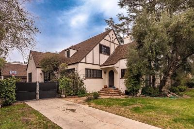North Hollywood Single Family Home For Sale: 4257 Denny Avenue