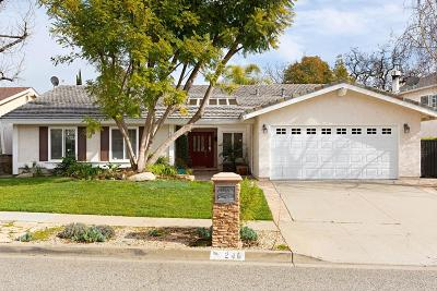 Oak Park Single Family Home Active Under Contract: 246 Park View Drive