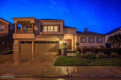 Moorpark Single Family Home Active Under Contract: 4145 Laurelview Drive